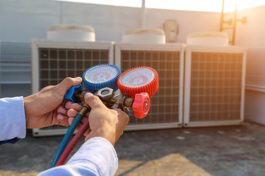 Monthly HVAC Maintenance